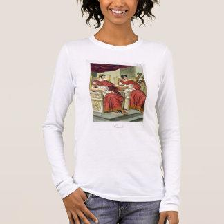 """T-shirt À Manches Longues Consuls romains, de """"L'Antica Roma"""", 1825 (couleur"""