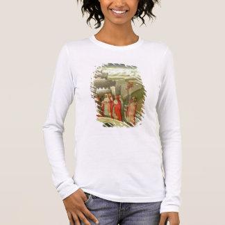 T-shirt À Manches Longues Cortège de St Gregory au St Angelo de Castel