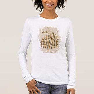 T-shirt À Manches Longues Costumez la conception pour Columbine, de beauté