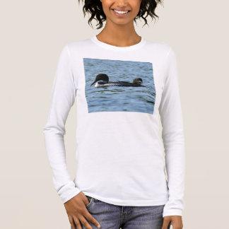 T-shirt À Manches Longues Couples de dingue