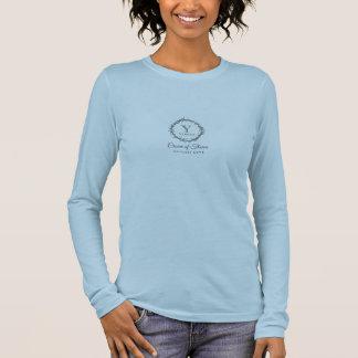 T-shirt À Manches Longues COURONNE des ÉPINES chrétiennes