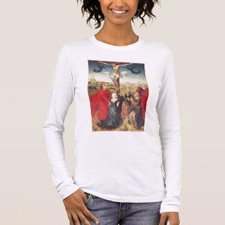 T-shirt À Manches Longues Crucifixion, c.1510 (huile sur le panneau)