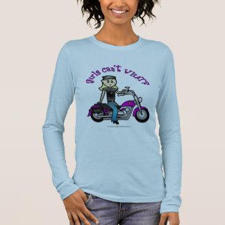 T-shirt À Manches Longues Cycliste blond