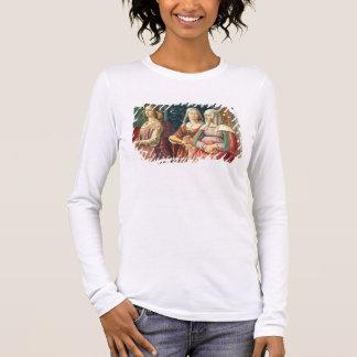 T-shirt À Manches Longues Dames florentines, de la naissance de St John