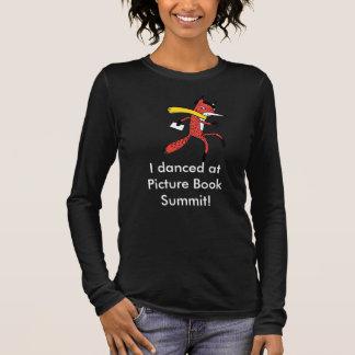 T-shirt À Manches Longues Danse 2016 de sommet de livre d'images