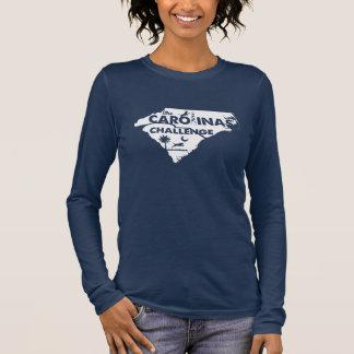 T-shirt À Manches Longues Défi de Carolinas