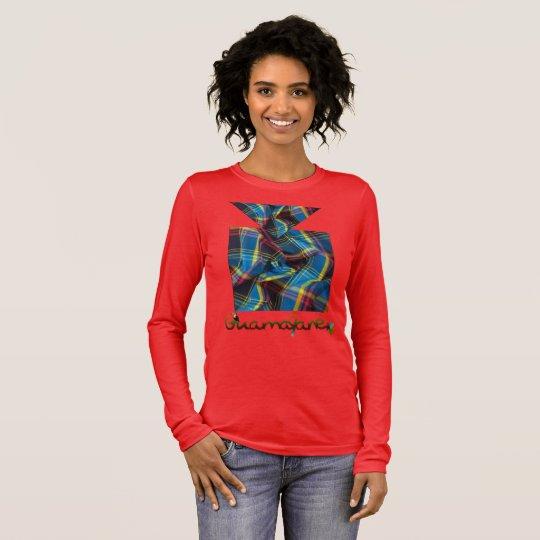T-shirt À Manches Longues Défilé MADRAS NOUVEAU > Yole en Mer Guamayane®