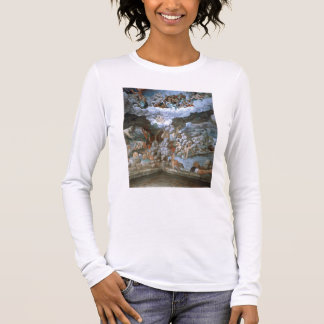 T-shirt À Manches Longues Dei Giganti (fresque) de Sala (voyez également