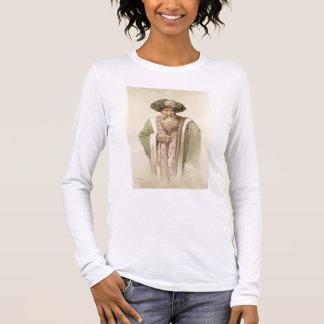T-shirt À Manches Longues Derviche - de Bosnie
