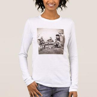 T-shirt À Manches Longues Difficultés dans le camp (colonel Lowe et