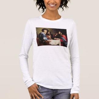 T-shirt À Manches Longues Dîner chez Emmaus