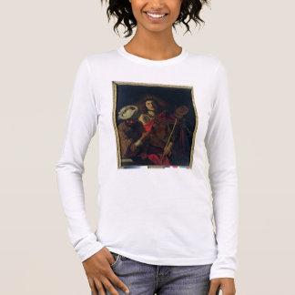 T-shirt À Manches Longues Ecce homo (huile sur la toile)