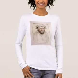 T-shirt À Manches Longues Edouard Stanley Earle de Darby (1508-1572) gravé