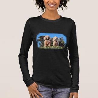 T-shirt À Manches Longues Épuisement - caniches - Romeo Remy
