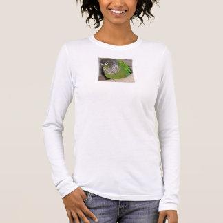 T-shirt À Manches Longues Espoir Vert-cheeked