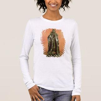 T-shirt À Manches Longues Étudiez pour Eustache De St Pierre, du bourgeois