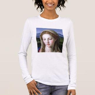 T-shirt À Manches Longues Famille sainte avec St Anne et le St John