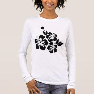 T-shirt À Manches Longues Fleur de ketmie
