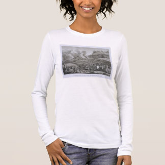 T-shirt À Manches Longues Grand archipel asiatique : Explorateurs français