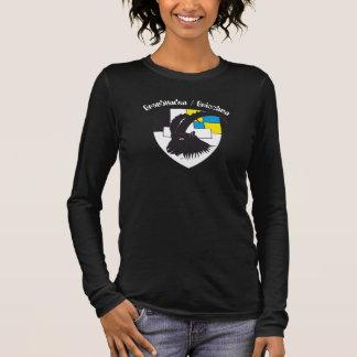 T-shirt À Manches Longues Grigioni de Graubünden Grischun Suisse Suisse