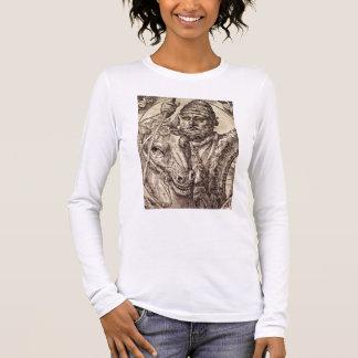 T-shirt À Manches Longues Hannibal (247-c.183 AVANT JÉSUS CHRIST) (gravure)