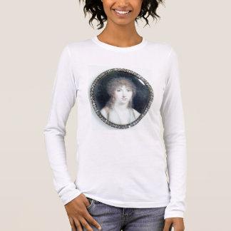 T-shirt À Manches Longues Henriette Lucy Dillon (1770-1853) Marquise de la T