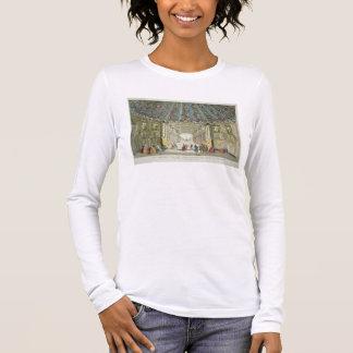 T-shirt À Manches Longues Intérieur d'une galerie menant à Vauxhall des