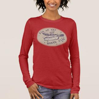 T-shirt À Manches Longues La chemise de logo du fonctionnaire POTMC