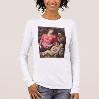 T-shirt À Manches Longues La famille sainte de Panciatichi, c.1530-32 (huile