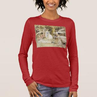 T-shirt À Manches Longues La fée Jewels la pièce en t