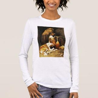 T-shirt À Manches Longues La foi de St Bernard