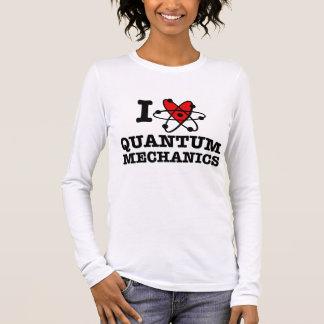 T-shirt À Manches Longues La mécanique quantique