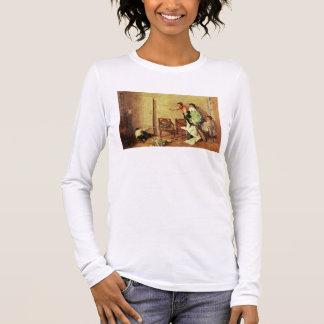 T-shirt À Manches Longues La souris