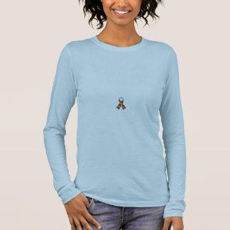 T-shirt À Manches Longues L'amour et l'affection d'un autiste…