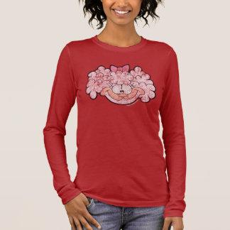 T-shirt À Manches Longues Lanoline la chemise des femmes d'agneau