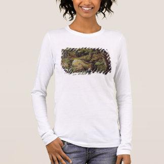 T-shirt À Manches Longues Lapins égarés