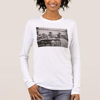 T-shirt À Manches Longues L'atelier du charpentier, des ateliers du Th