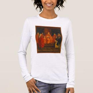T-shirt À Manches Longues Le doge Grimani sur son trône
