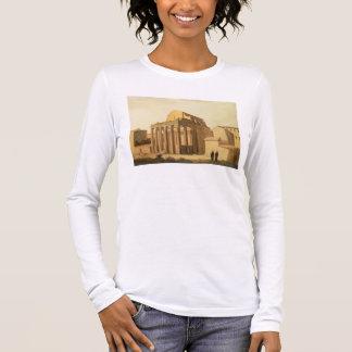 T-shirt À Manches Longues Le forum, Rome