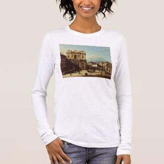 T-shirt À Manches Longues Le Freyung à Vienne, vue du nord-ouest, C.