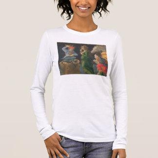 T-shirt À Manches Longues Le miracle de St Eligius, panneau de predella de