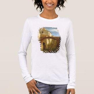T-shirt À Manches Longues Le moulin (huile sur la toile)