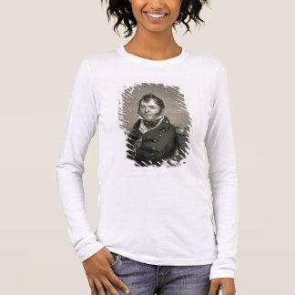 T-shirt À Manches Longues Le risque Perry (1785-1819) d'Oliver de commodore,