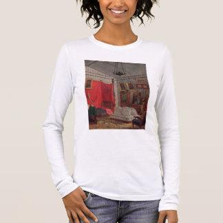 T-shirt À Manches Longues Les appartements du compte de Mornay, rue de Vern