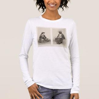 T-shirt À Manches Longues Les costumes de Bakou, côte caspienne, plaquent 35