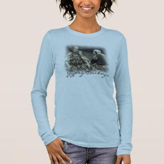 T-shirt À Manches Longues les femmes gitanes ont fait varier le pas, les