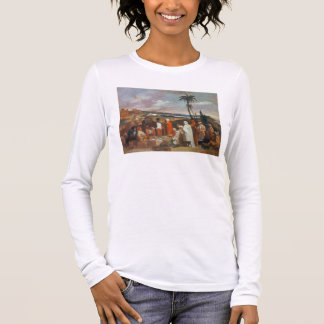 T-shirt À Manches Longues Les négociants orientaux