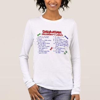 T-shirt À Manches Longues Lois DALMATIENNES 2 de propriété