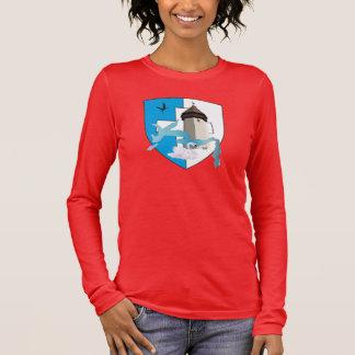 T-shirt À Manches Longues Lucerne Suisse Svizzera Switzerland de Suisse