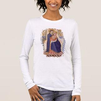 T-shirt À Manches Longues Madonna dans la gloire, c.1315 (tempera sur le